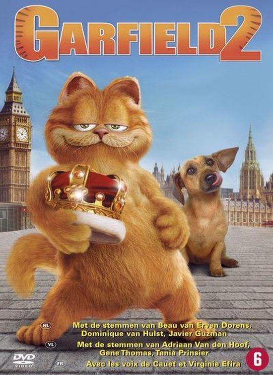 Cover van de film 'Garfield 2'