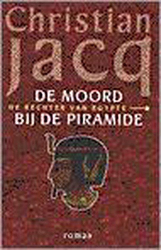 Moord bij de piramide - Christian Jacq pdf epub