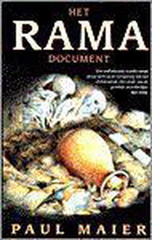 Rama document - mozaiek - Paul Maier |