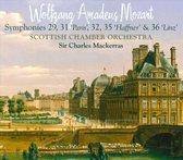 Mozart: Symphonies  29/31/32/35/36