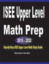 ISEE Upper Level Math Prep 2019 - 2020