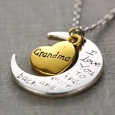 Oma ketting, I Love You To The Moon And Back