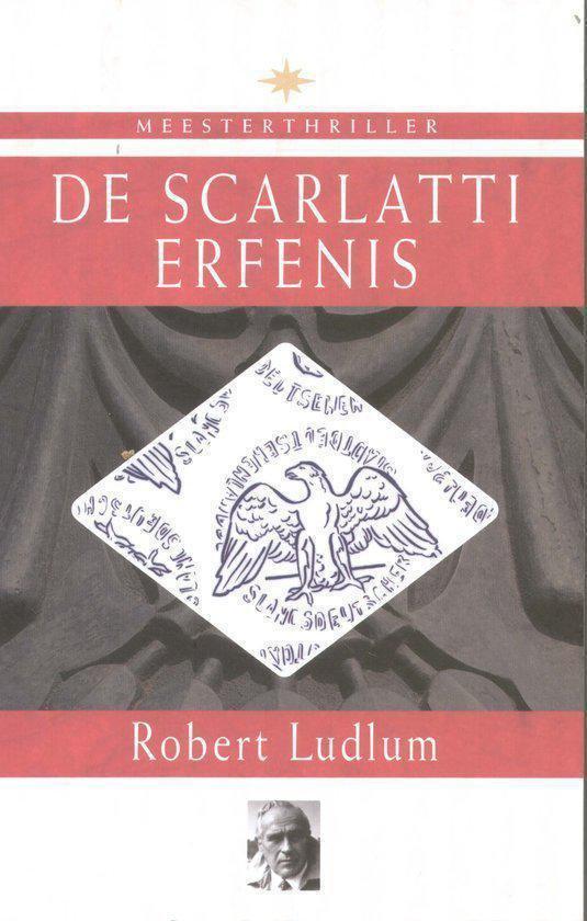 De Scarlatti Erfenis - Robert Ludlum  