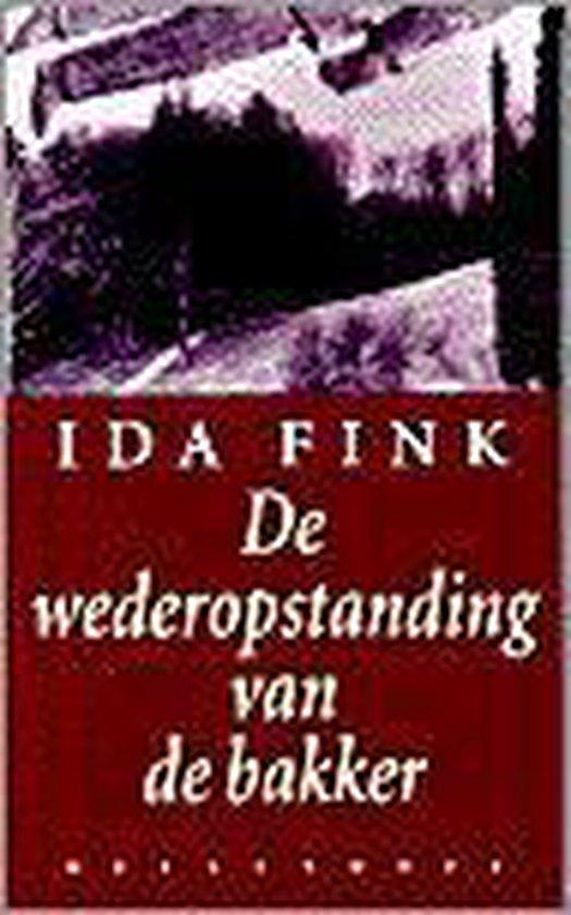 Wederopstanding van de bakker - Ida Fink |