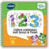 VTech Magibook Uitbreiding 2-5 jaar Cijfers Ontdekken Met Scout & Violet - Activiteitenboek voor de Magibook