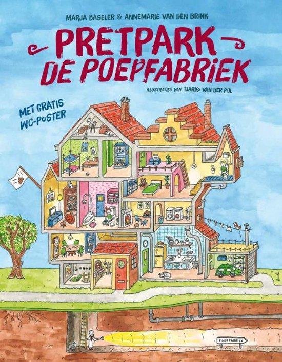 Pretpark de poepfabriek - Marja Baseler |