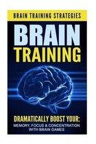 Boek cover Brain Training van Dr Nick Bell