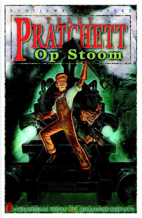 Schijfwereldreeks - Op Stoom - Terry Pratchett |