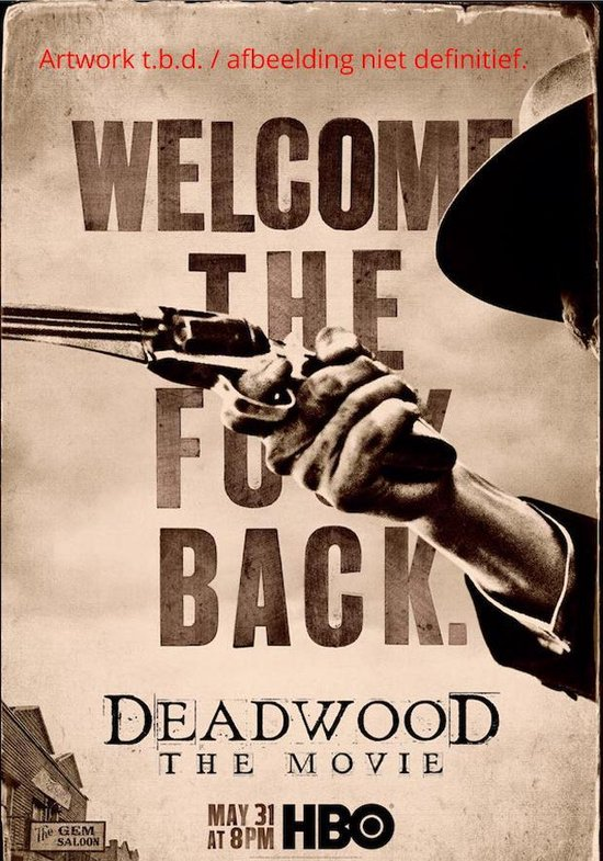 Deadwood The Movie (Blu-ray)