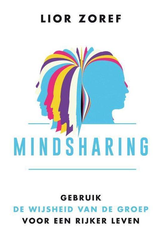 Mindsharing - Lior Zoref | Readingchampions.org.uk