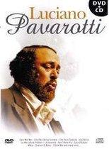 Luciano Pavarotti DVD + CD