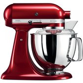 KitchenAid Artisan 5KSM175PSECA - Keukenmachine - Appelrood