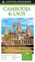Boek cover Capitool reisgids - Cambodja & Laos van Capitool