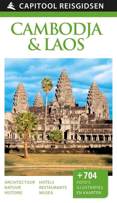 Capitool reisgids - Cambodja & Laos - Capitool |