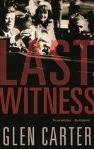 Omslag Last Witness
