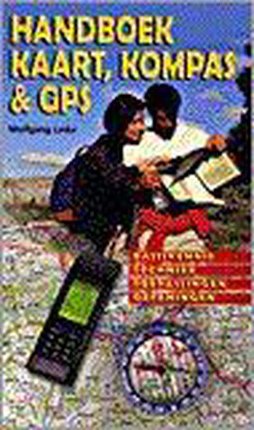 HANDBOEK KAART KOMPAS & GPS - Linke |