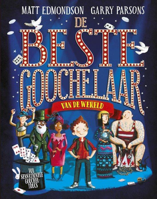 Boek cover De beste goochelaar van de wereld van Matt Edmondson (Hardcover)