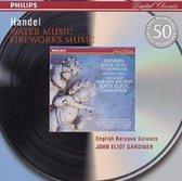 Philips 50 - Handel: Water Music, Fireworks Music / Gardiner et al