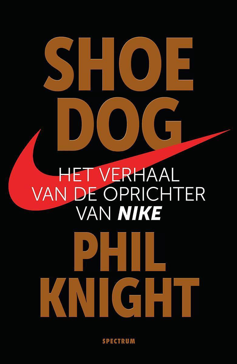bol.com | Shoe Dog, Phil Knight | 9789000357598 | Boeken