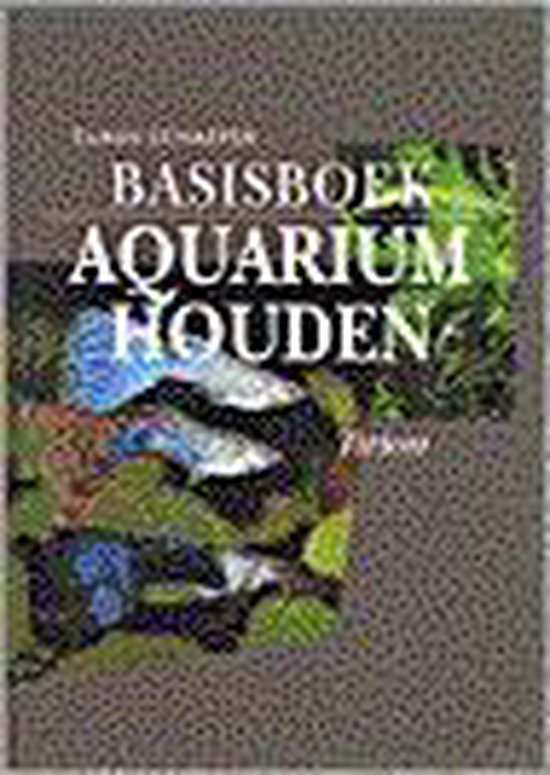 Basisboek aquarium houden - C. Schaefer | Readingchampions.org.uk