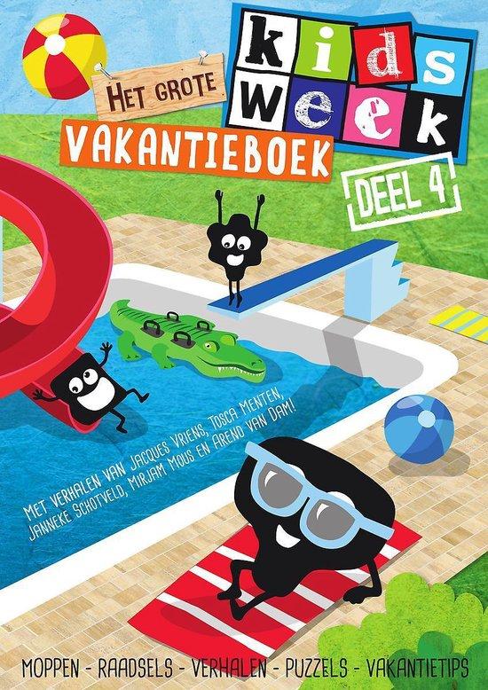 Kidsweek 4 - Het grote Kidsweek vakantieboek
