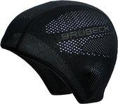 Brubeck Seamless Active Hat/Muts met Zilverionen-S/M (geschikt voor onder helm)