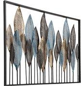 Goed YE® Grote 3D Metaal Schilderij Wanddecoratie-Forest