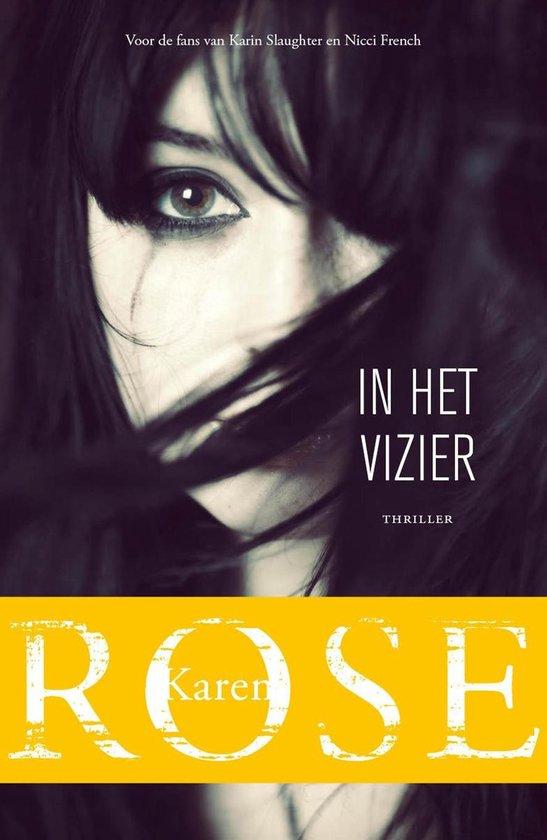 Boek cover In het vizier van Karen Rose (Onbekend)