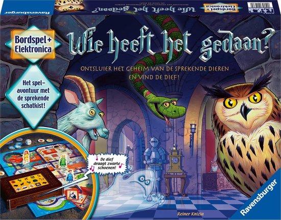Afbeelding van het spel Wie Heeft Het Gedaan? - Kinderspel