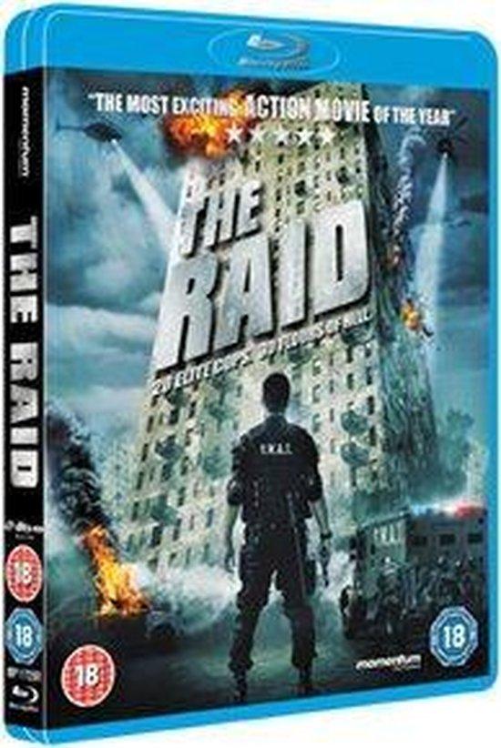 Cover van de film 'Raid'