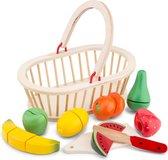 New Classic Toys - Snijset - Fruitmand