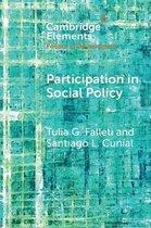 Elements in the Politics of Development