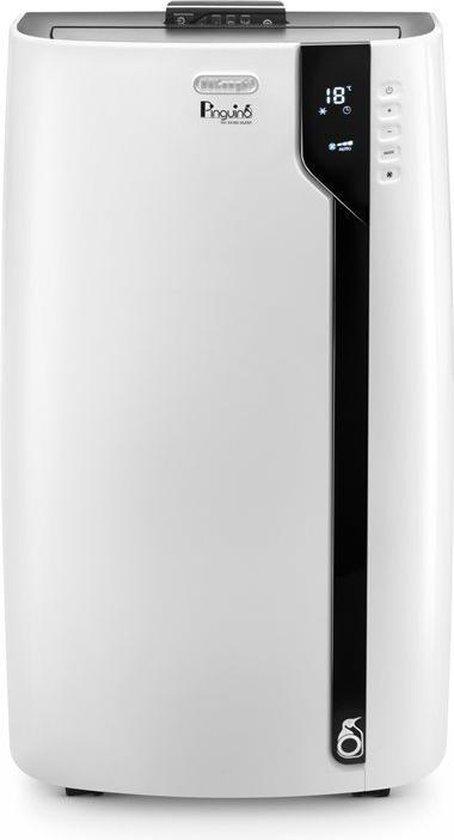 De'Longhi Pinguino PAC EX100 Silent - Mobiele Airco - Wit