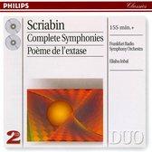 Scriabin: Complete Symphonies; Poeme de l'extase