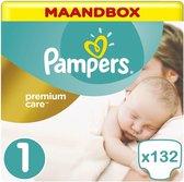Pampers Premium Care Luiers -  Maat 1 - 132 stuks