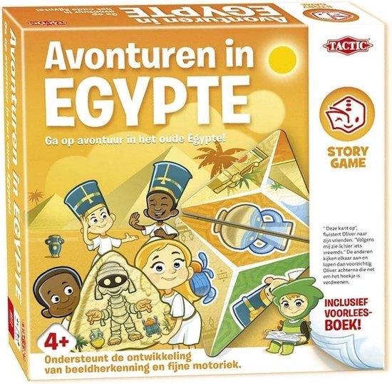 Afbeelding van het spel Story Game Avonturen in Egypte