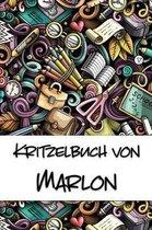 Kritzelbuch von Marlon