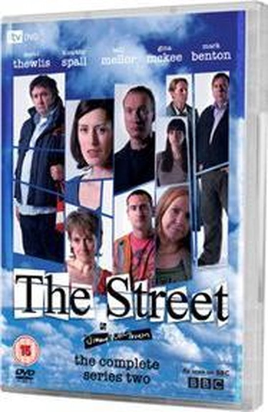 Cover van de film 'Street'