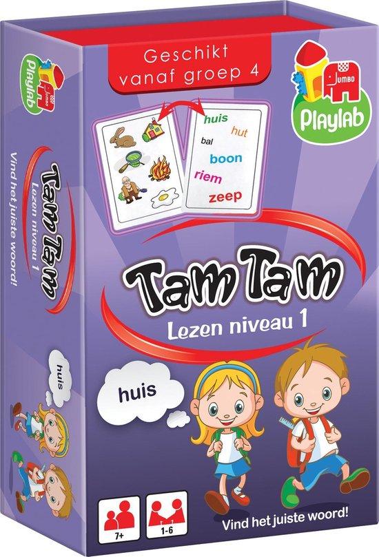 Afbeelding van het spel Tam Tam - Playlab -  Lezen Niveau 1