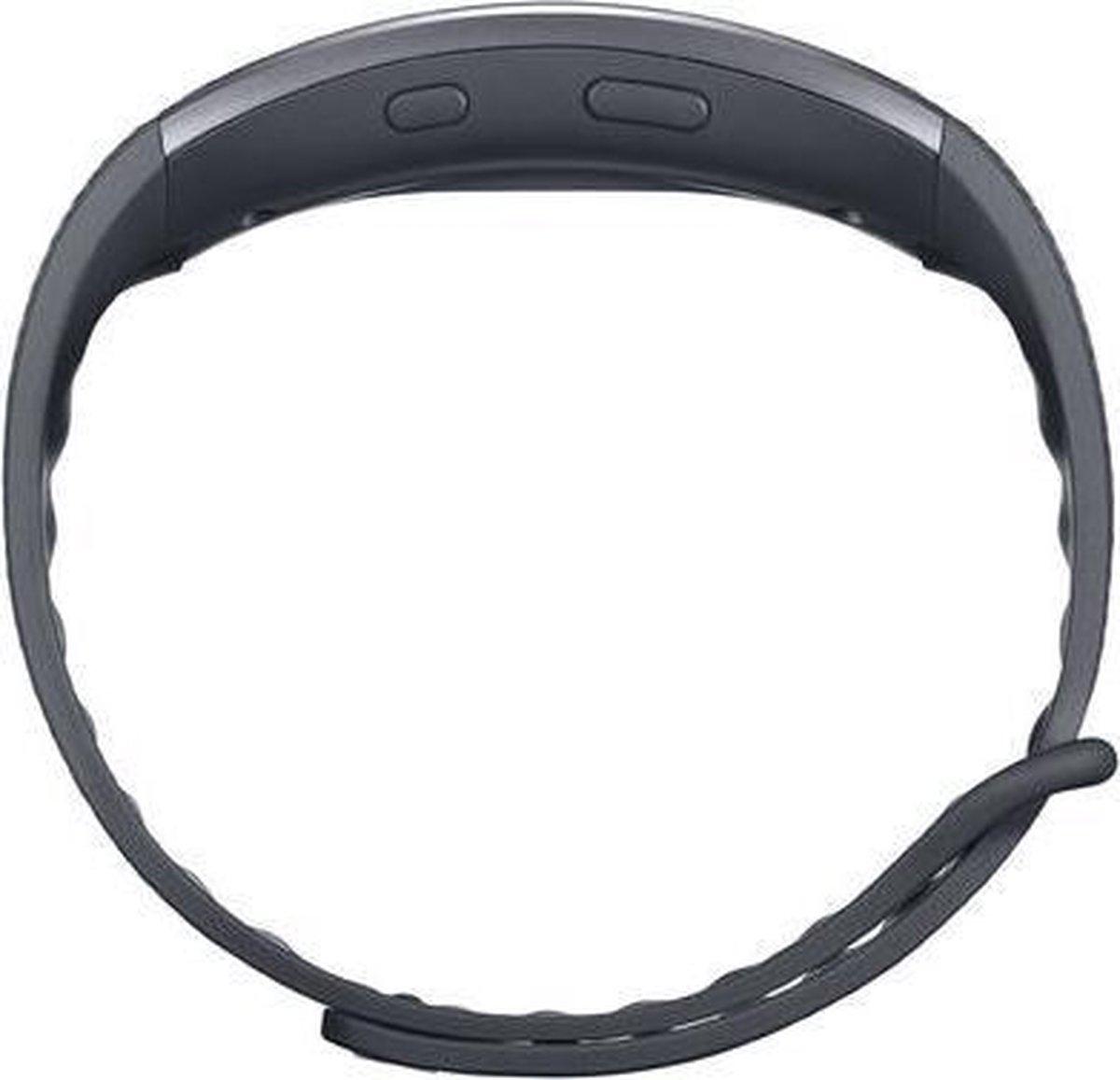 Samsung Gear Fit2 Small - Grijs - Samsung