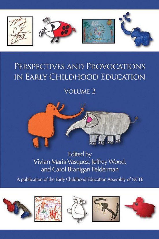 Omslag van Perspectives and Provocations in Early Childhood Education Volume 2