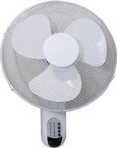 """Muurventilator met afstandsbediening en timer 16 """" ( 40 cm )"""