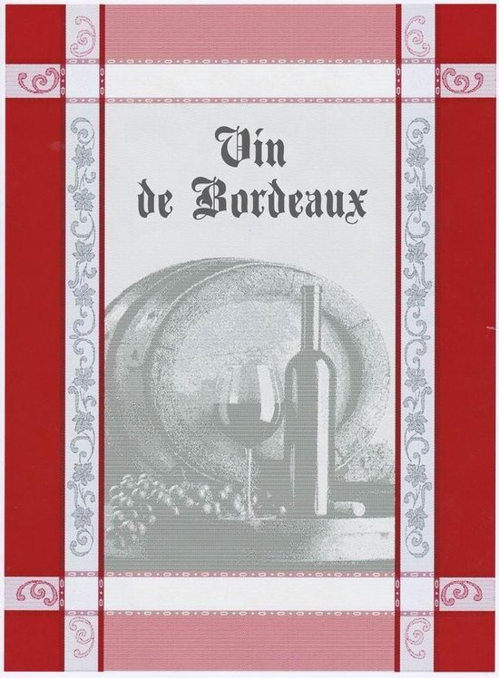 Theedoek Vin de Bordeaux