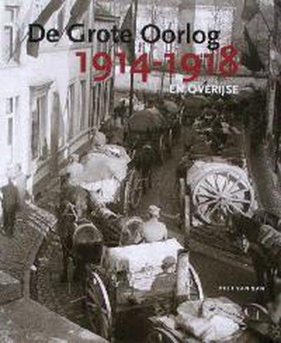 De grote oorlog (1914-1918) en overijse - none |