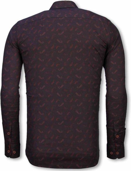 Tony Backer Overhemden Heren Overhemd