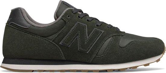 bol.com | New Balance 373 Sneakers Kaki Dames 43
