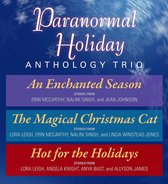 Omslag Paranormal Holiday Anthology Trio