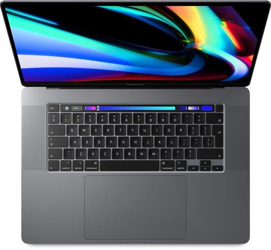 Apple Macbook Pro (2019) Touch Bar MVVJ2 - 16 inch - Intel Core i7 - 512 GB - Spacegrijs