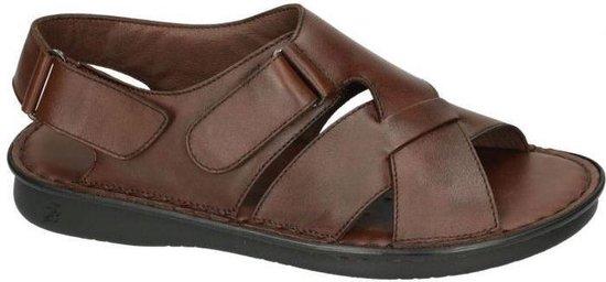 Fbaldassarri -Heren -  bruin - sandaal - maat 44