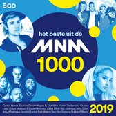 CD cover van Mnm 1000 (2019) van MNM